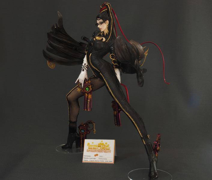 Bayonetta - Witch of Vigrid